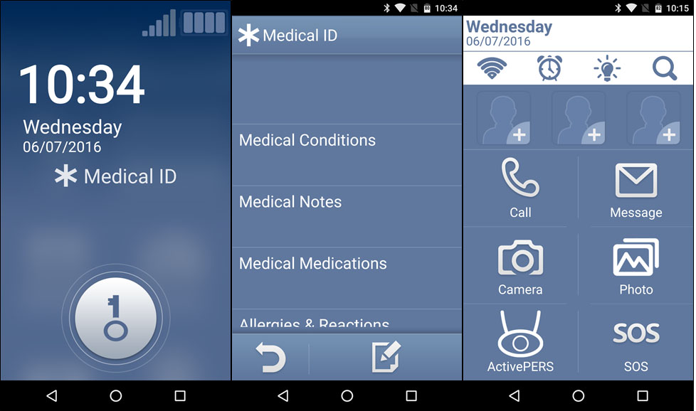 telefoane de seniori android smartphone pensionari necta 1