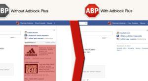 """Facebook """"desființată"""" de către creatorii Adblock Plus pentru măsurile pro-reclame"""