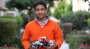 Cum vrea un adolescent de 15 ani să ajute nevăzătorii să folosească internetul