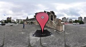 Google a explicat de ce Palestina nu se găsește în Google Maps
