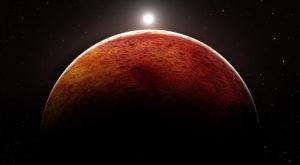 NASA a publicat noi imagini fascinante cu planeta Marte