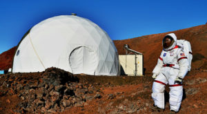 Acești oameni au trăit ca pe Marte timp de un an și ar putea fi primii exploratori ai planetei
