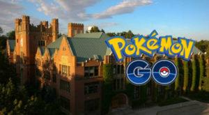 """Prima facultate din lume unde se """"studiază"""" Pokemon Go"""