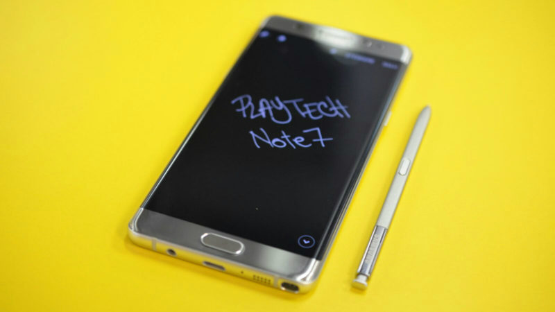Samsung Galaxy Note 7 (12)