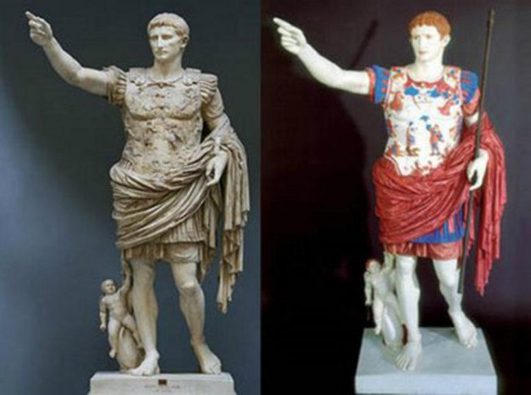 Statui din Antichitate (2)
