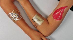Tatuajele create de MIT și Microsoft pot controla dispozitive