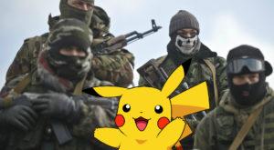 Soldații ucraineni nu abandonează Pokemon Go nici pe linia frontului