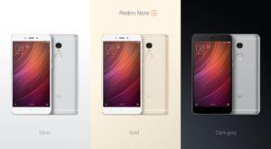 Xiaomi Redmi Note 4 e ieftin și foarte bun
