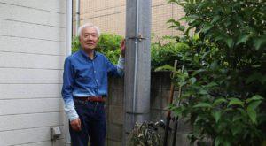 Audiofilii japonezi își instalează proprii stâlpi de curent