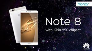 Huawei Honor Note 8 duce ideea de telefon la absurd