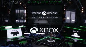 Project Scorpio: se lucrează deja la jocuri pentru următorul Xbox