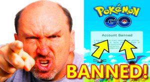 Aveți grijă să nu vă pierdeți contul de Pokemon Go pentru totdeauna