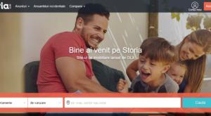OLX lansează Storia, un site dedicat pieței de imobiliare