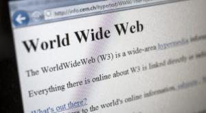 Prima pagină de internet sărbătorește 25 de ani
