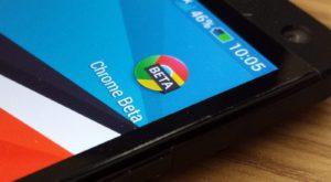 Noul Chrome Beta pentru Android rulează YouTube în fundal