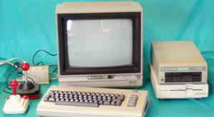 Un service auto încă se mai folosește de un PC vechi de 34 de ani