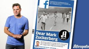 Mark Zuckerberg, acuzat de abuz de putere pentru cenzurarea unei fotografii istorice