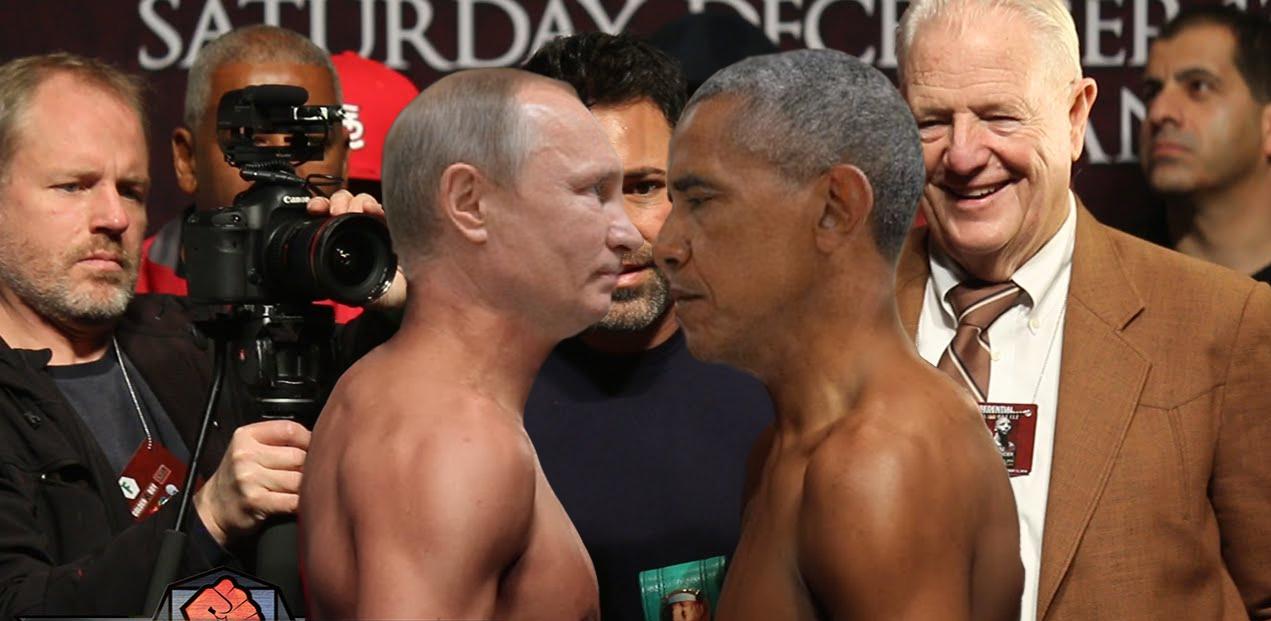 Putin versus Obama - 4