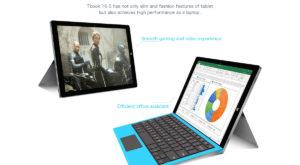 Poate cea mai ieftină tabletă cu Windows 10 și Android: Teclast Tbook 16S