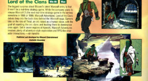 Jocul Warcraft Adventures: Lord of the Clans e disponibil gratuit online