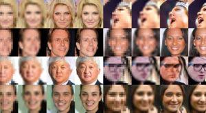 """Tehnologia """"îmbunătățirii"""" fotografiilor pixelate din filme e reală"""