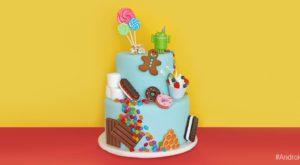 Android a împlinit 8 ani și a serbat evenimentul cu un tort delicios