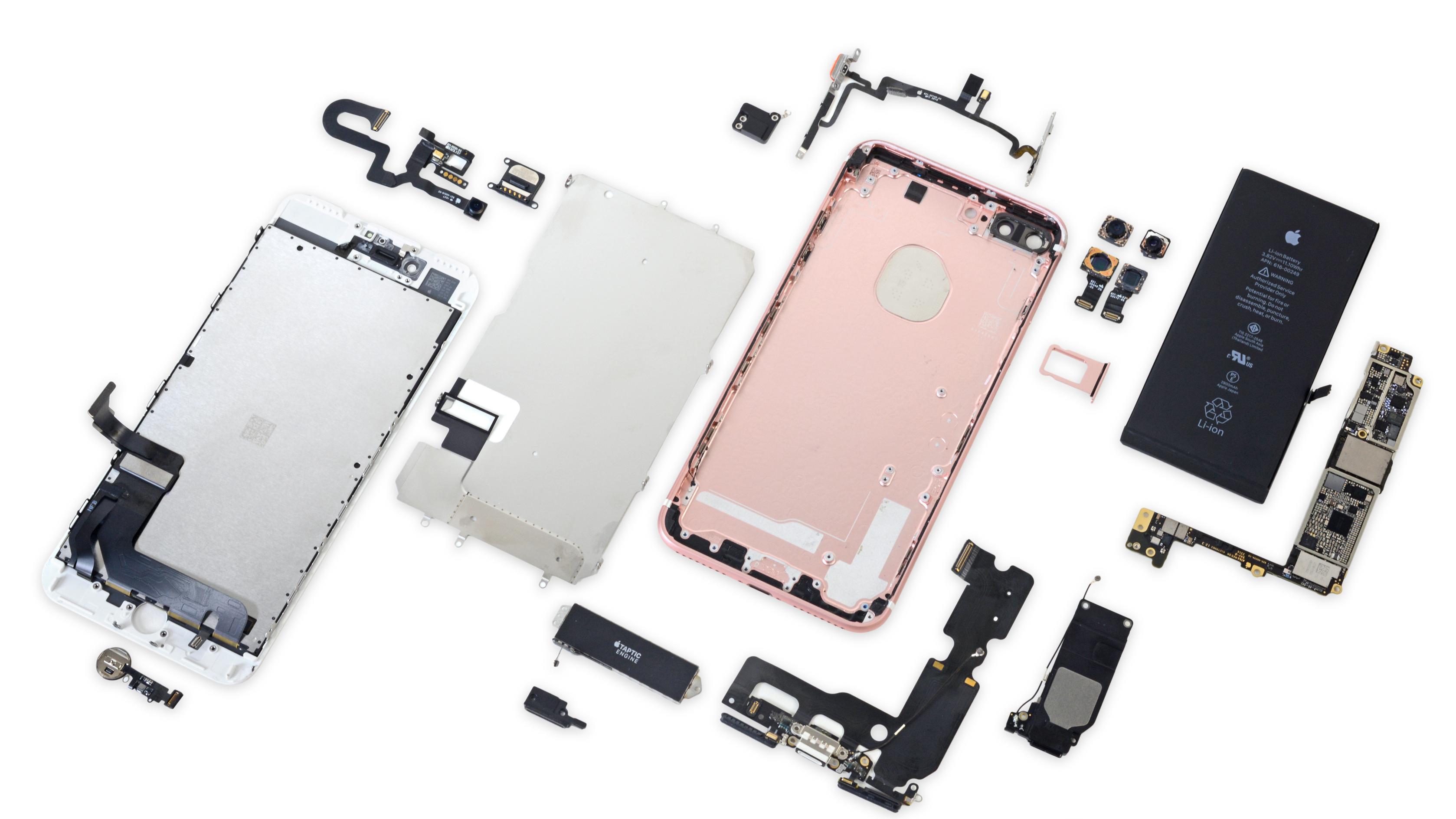 apple-iphone-7-ifixit-teardown-reparatie