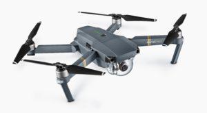 DJI Mavic Pro este o dronă pliabilă similară cu GoPro Karma