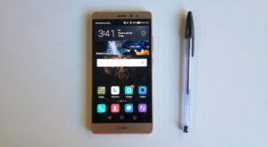 Huawei Mate 9 ar putea avea cameră dublă cu stabilizare optică și 20MP