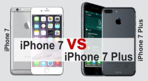 iPhone 7 vs iPhone 7 Plus: cât contează 1GB RAM în plus