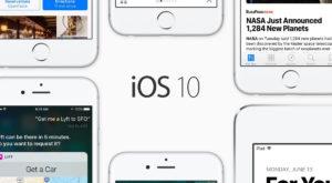 Lansare iOS 10: Toate notățile introduse de Apple cu noul SO