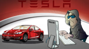 Hackerii au reușit să controleze o Tesla Model S de la distanță