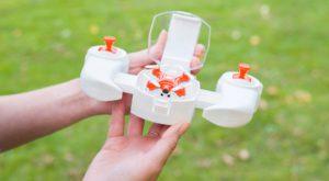 SKEYE Nano 2 FPV este cea mai accesibilă dronă de selfie
