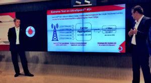 Vodafone promite o lună de internet gratuit în două orașe din țară și lansează Supernet 4G+