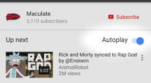 Autoplay: Cum dezactivezi rularea automată a clipurilor pe YouTube