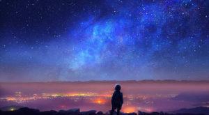 De ce este cerul întunecat noaptea