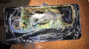 Alte două Galaxy Note 7 înlocuite au explodat