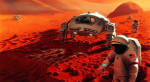 Obama a explicat cum va trimite NASA oameni pe Marte