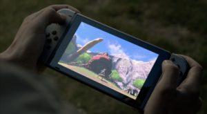 Jocurile din reclama la Nintendo Switch nu există în realitate