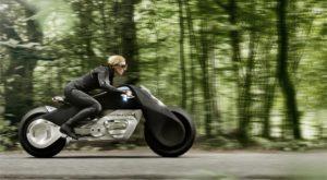 BMW Motorrad Vision Next 100 este motocicleta flexibilă a viitorului [VIDEO]