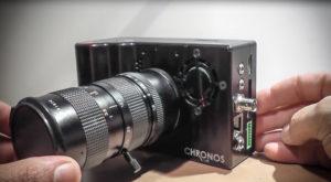 Chronos 1.4 e camera de mare viteză care reinventează roata