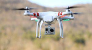 Suedia interzice folosirea de drone cu cameră de filmat
