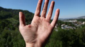 Lungimea degetelor îți poate spune dacă ai fi un bun atlet
