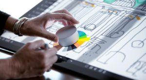 Surface Dial este gadgetul perfect pentru creatorii de conținut