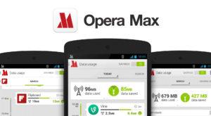 Opera Max îți protejează anonimitatea când navighezi pe telefon