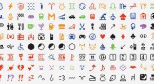 Primele emoji din lume vor fi expuse alături de tablouri semnate Picasso