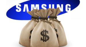 Samsung este pe plus, chiar dacă Note 7 a fost un eșec