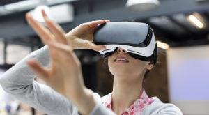Testele pentru angajare au început să se dea în realitatea virtuală