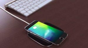 iPhone 8 ar putea fi fabricat din sticlă pentru a permite încărcarea wireless