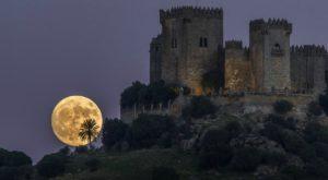 Cele mai reușite poze cu Super Luna